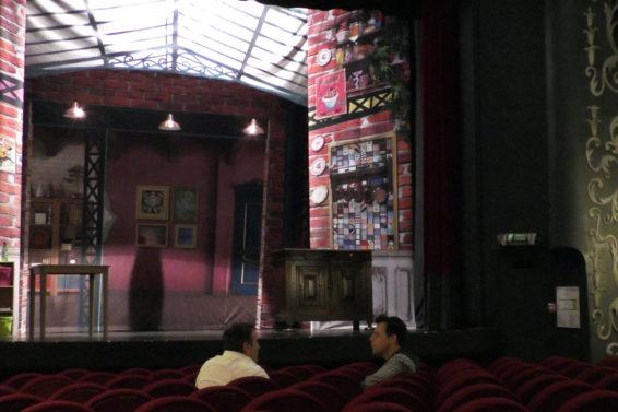 Rencontre avec Xavier Viton Théâtre Le Trianon