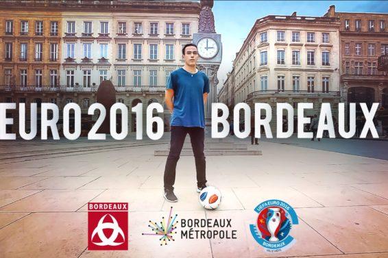 Euro 2016 à Bordeaux