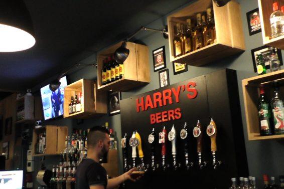 harry's Pub bar américain mérignac bordeaux
