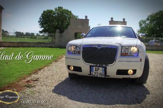 Votre mariage en limousine – Prestige Organisation